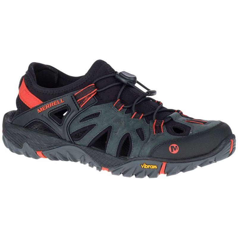 chaussures homme de marche sandale