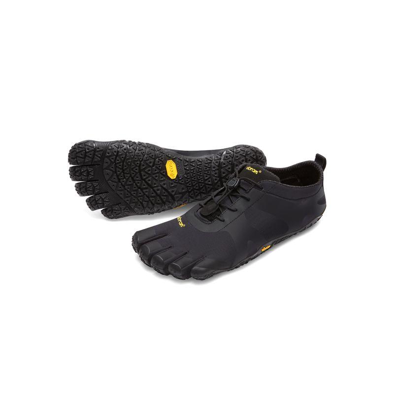 Vibram Fivefingers Trek Ascent Femme Trail Chaussures De Course-Noir