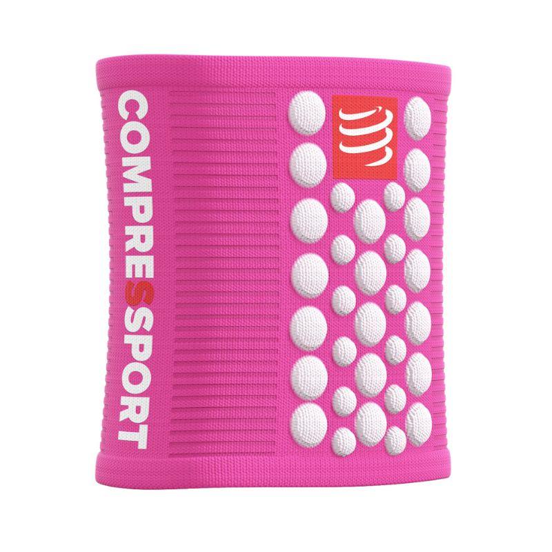 Compressport Sweat Bands 3D Dots - Protège poignets