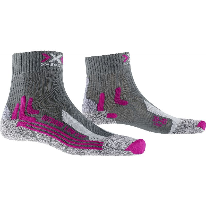 X-Socks Trek Outdoor Low Cut Lady - Chaussettes randonnée femme