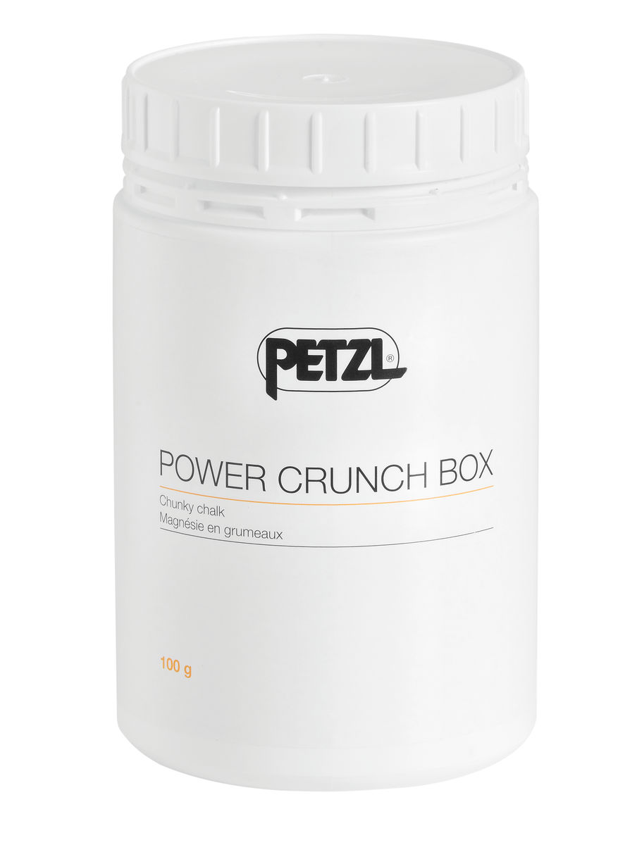 Petzl Power Crunch Box 100 g - Magnésie