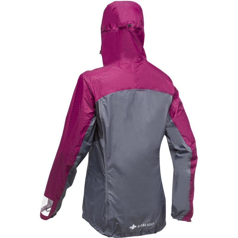 Raidlight Top Extreme Mp + Jacket Veste imperméable femme