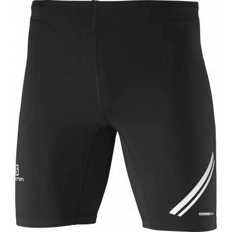 Cuissard Salomon Agile Homme Running Tight Short cKJTl1F