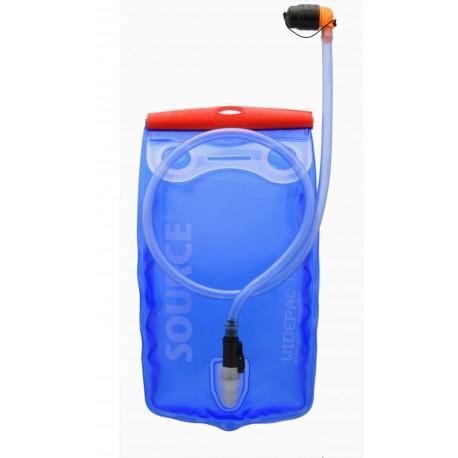 Source Widepac 1,5 L - Poche à eau