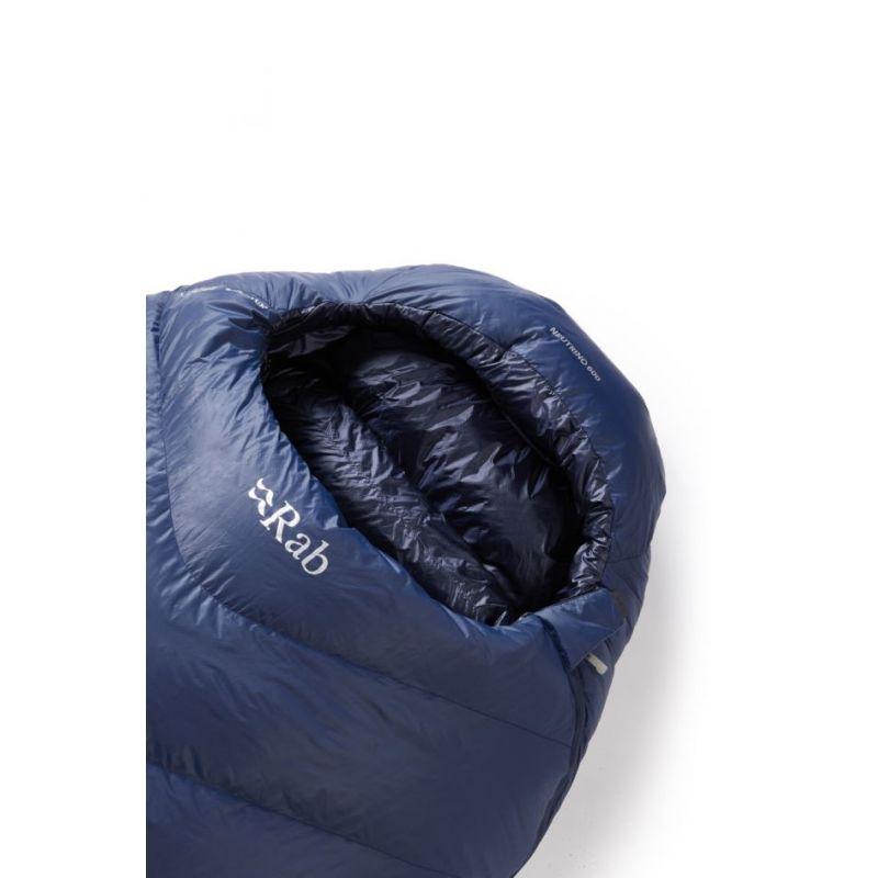 RAB Damen Ascent 500 Schlafsack Daunenschlafsack