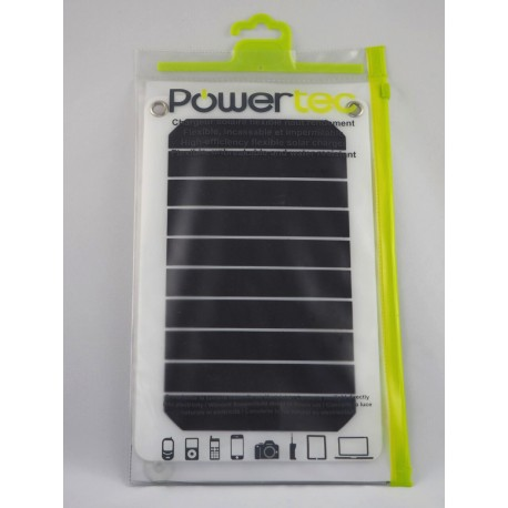 Powertec Panneau Solaire Sun Flex