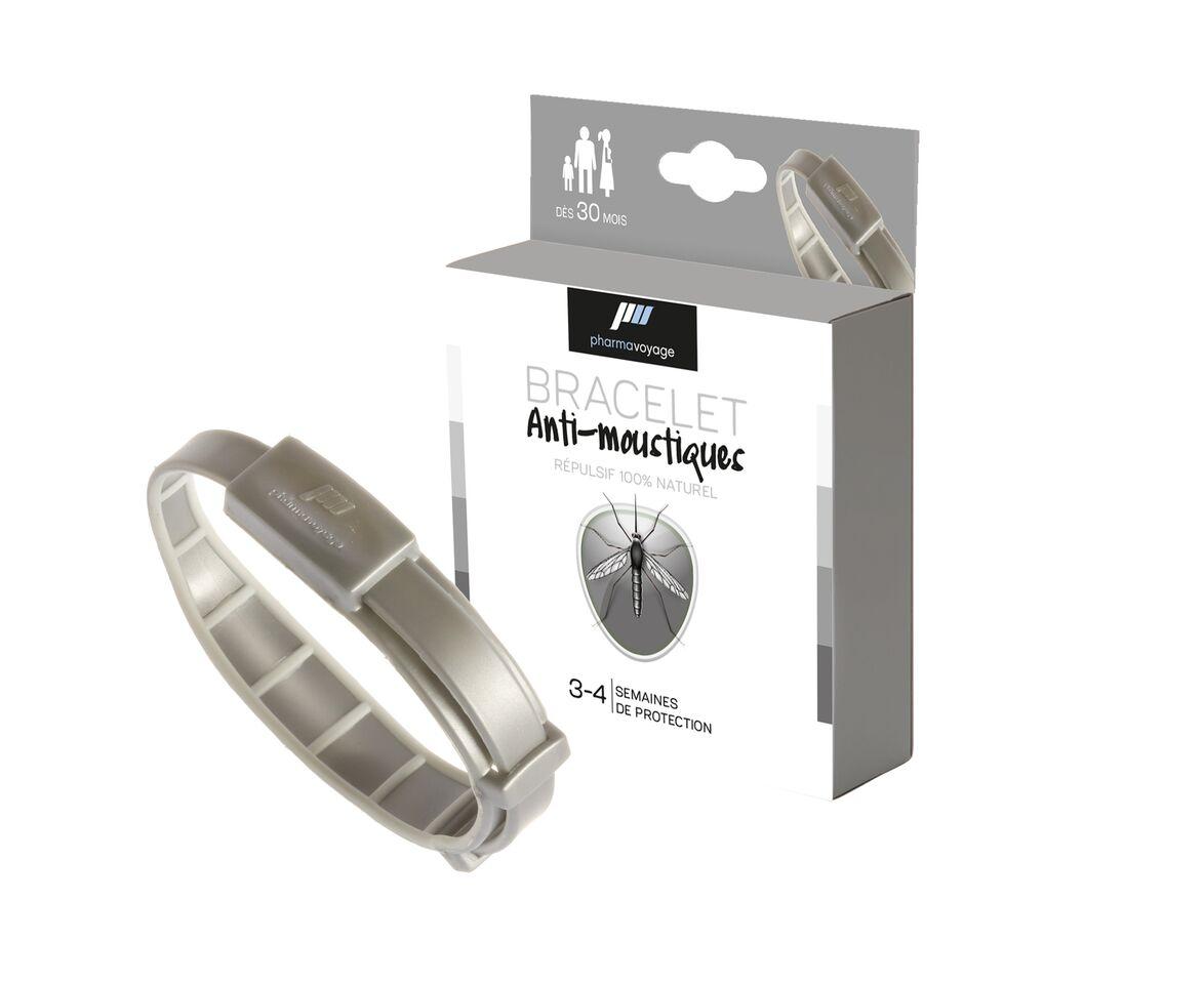 Pharmavoyage Bracelet Anti-moustiques