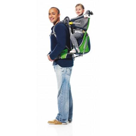 Deuter Kid Comfort Air Portebébé Randonnée - Porte bébé randonnée