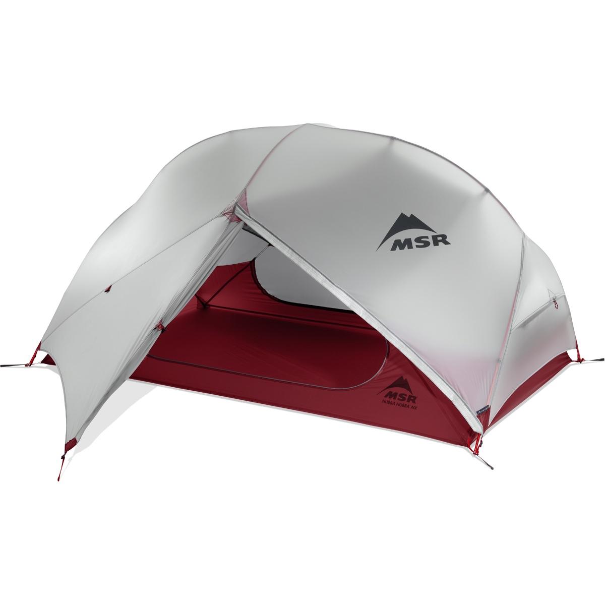 MSR Hubba Hubba NX - Tente 2 personnes 3 saisons