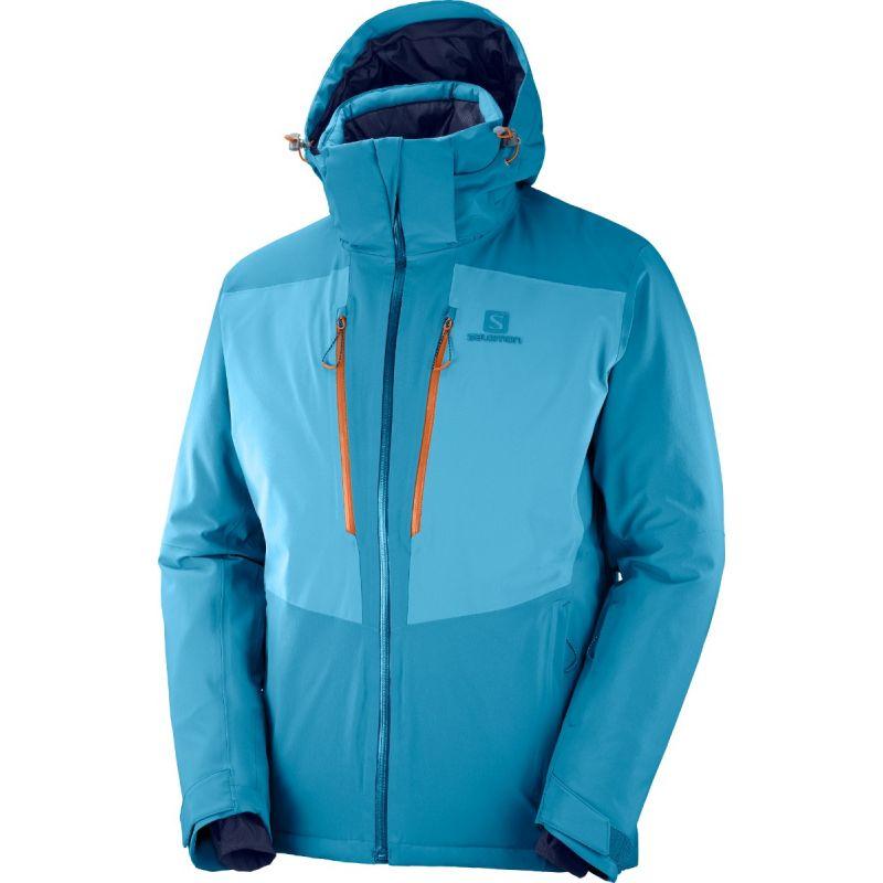 Salomon Icefrost Jkt M Veste ski homme