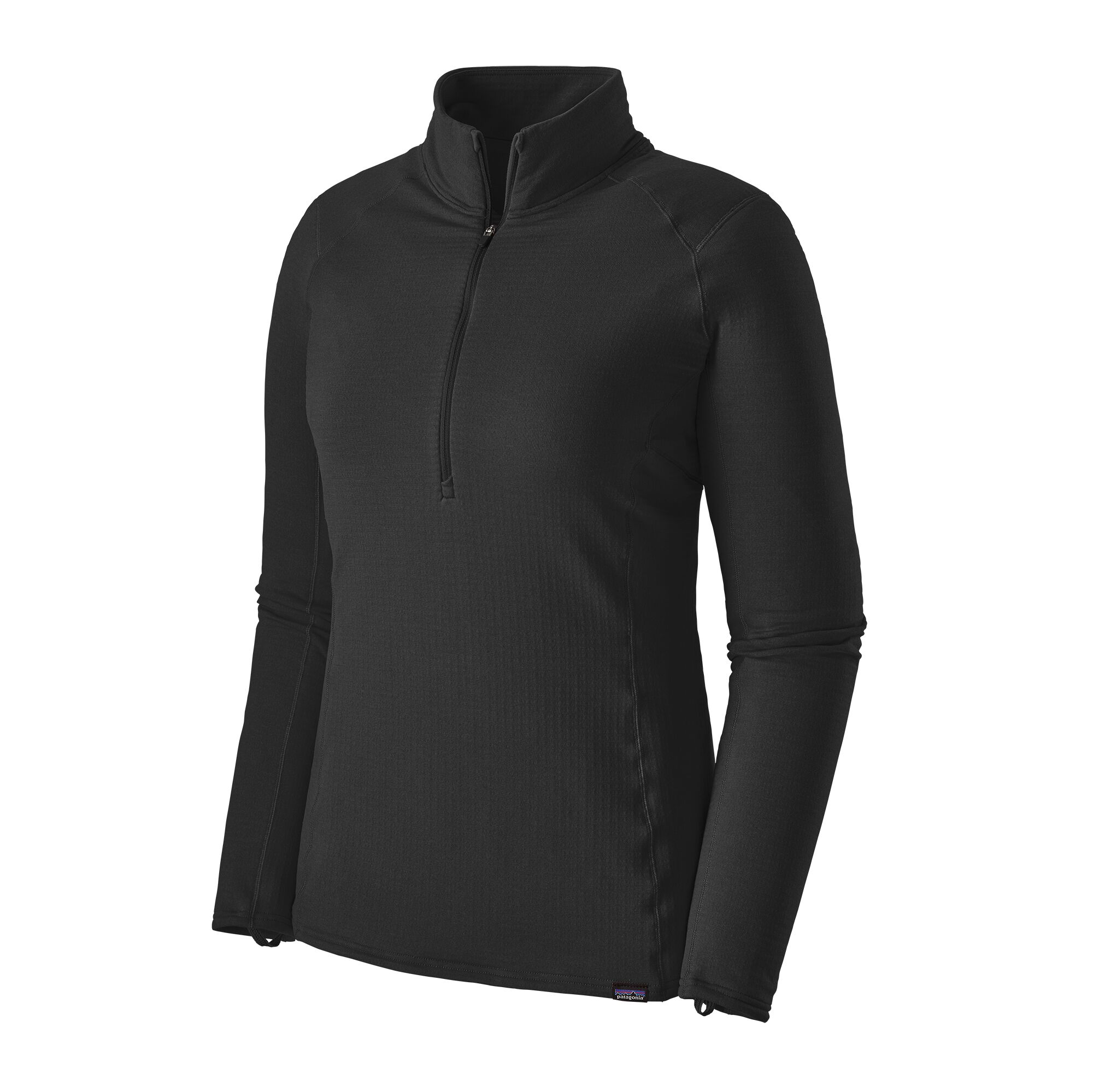 Patagonia Thermal Weight Zip Neck - Sous-vêtement femme