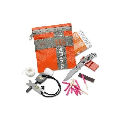 Gerber Kit de survie Bear Grylls Basic Kit