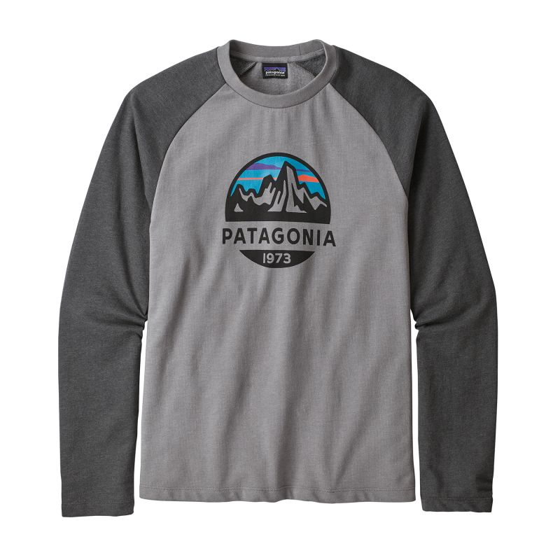 Hombre Patagonia Ms Fitz Roy Scope LW Crew Sweatshirt Sudadera