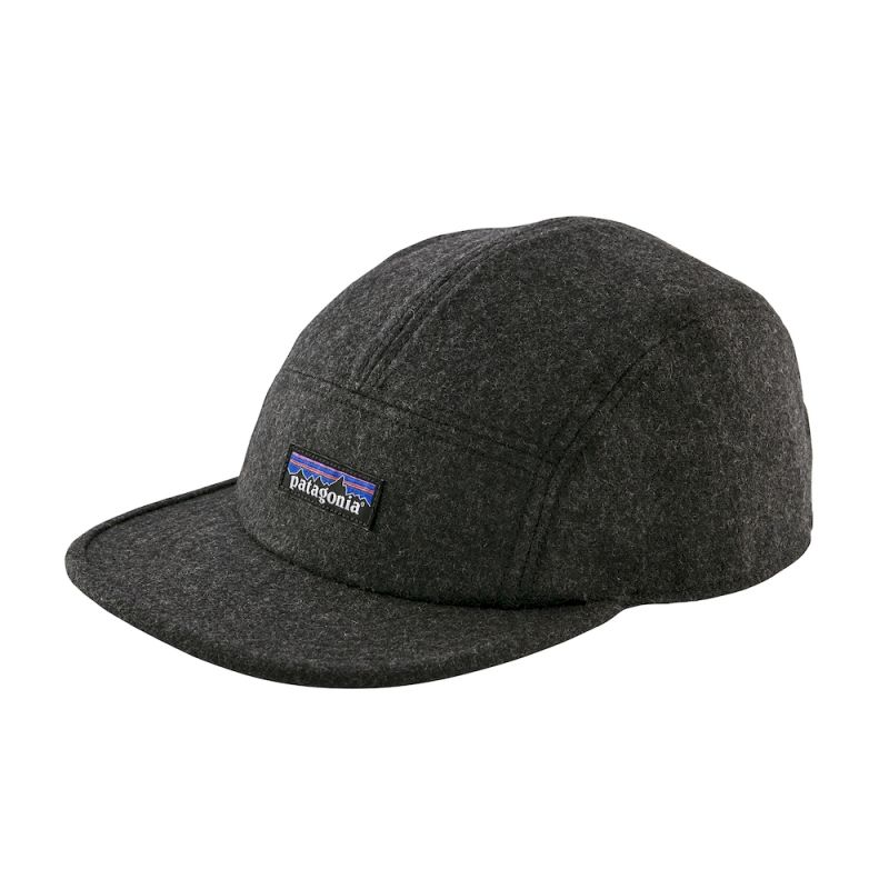 new style faec3 91b7b Patagonia Recycled Wool Cap - Cappellino
