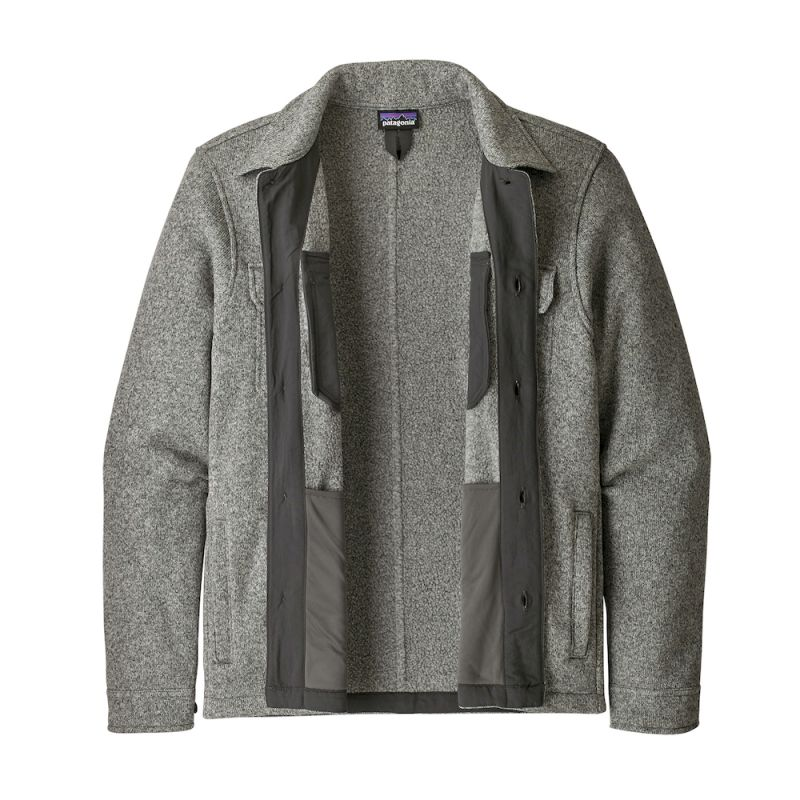 Patagonia M's Jkt Better Sweater Shirt Homme Polaire KTl1uFJ3c