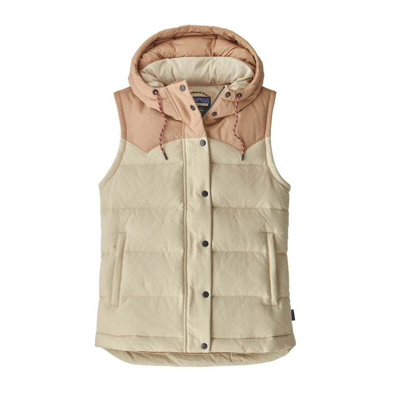 Patagonia Bivy Hooded Vest Chaleco de plumas Mujer