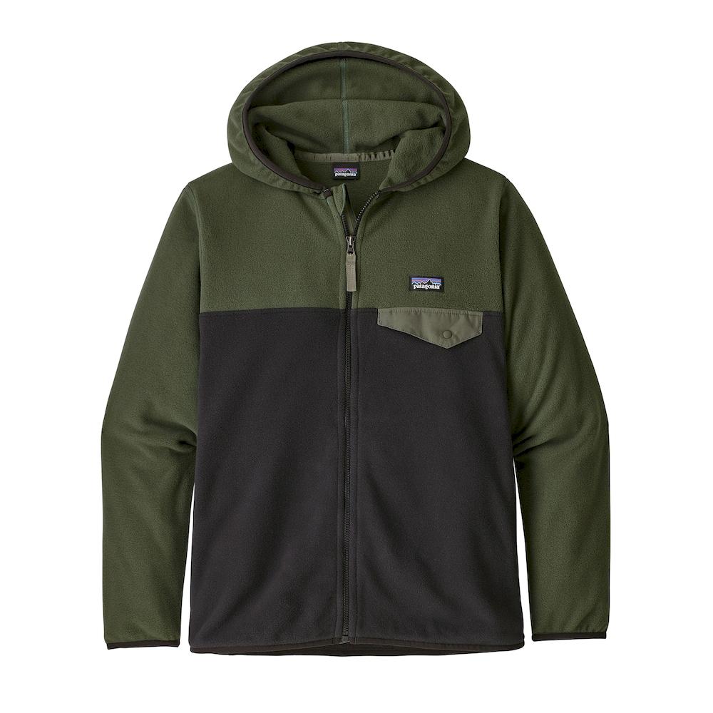 Patagonia Micro D Snap-T Jacket - Polaire garçon