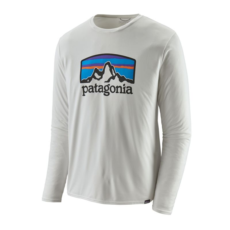 Patagonia L/S Cap Cool Daily Graphic Shirt - T-shirt homme