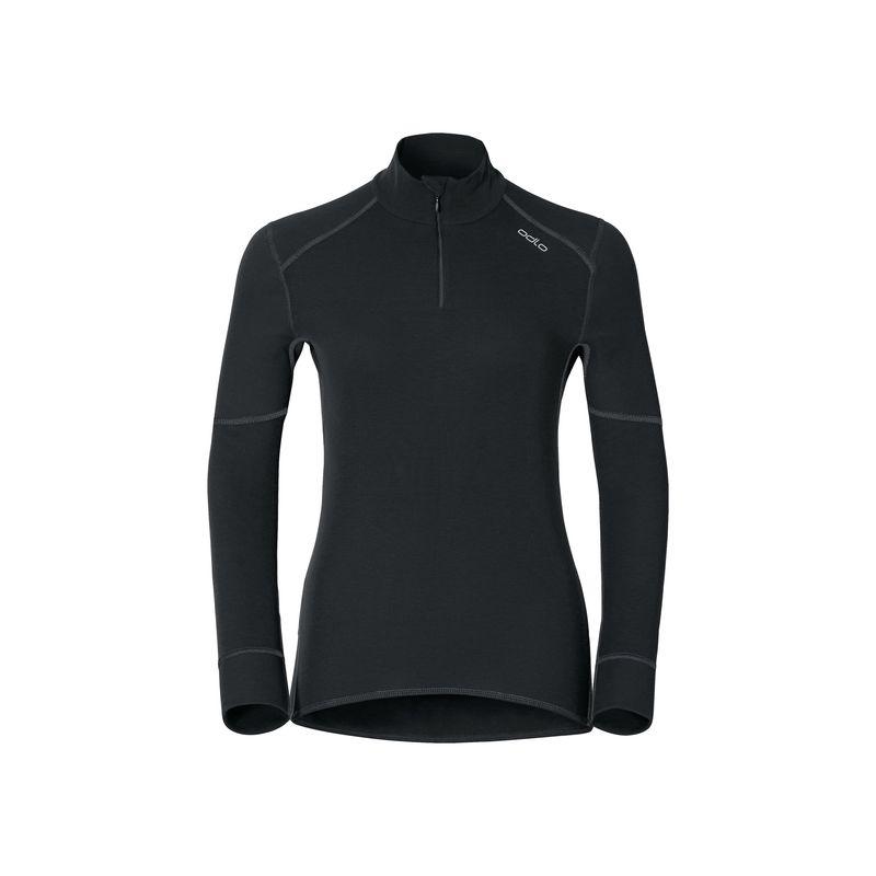 Test Odlo Zip Active X Warm 2020 : T shirt manches longues Homme