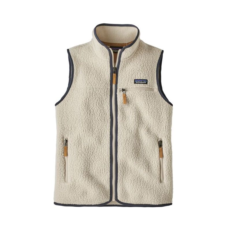 cheap for discount 98ca4 6469a W's Retro Pile Vest - Gilet in pile - Donna